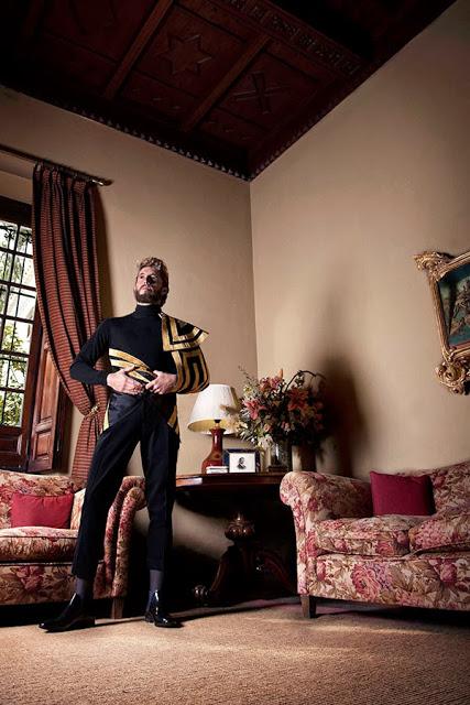 Torero Manuel Escribano para Sevilla Magazine 3