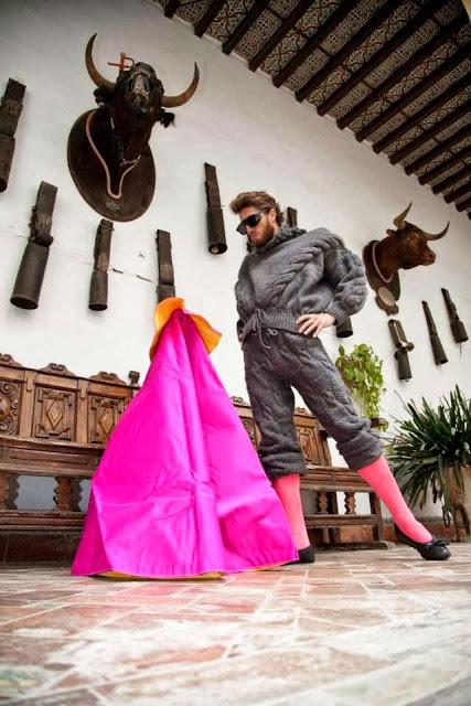 Torero Manuel Escribano para Sevilla Magazine 4