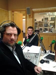 Juan Antonio Tirado y Jaime Fresno
