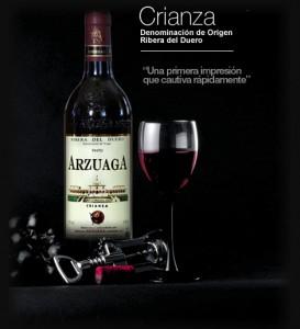 vino arzuaga ribera del duero