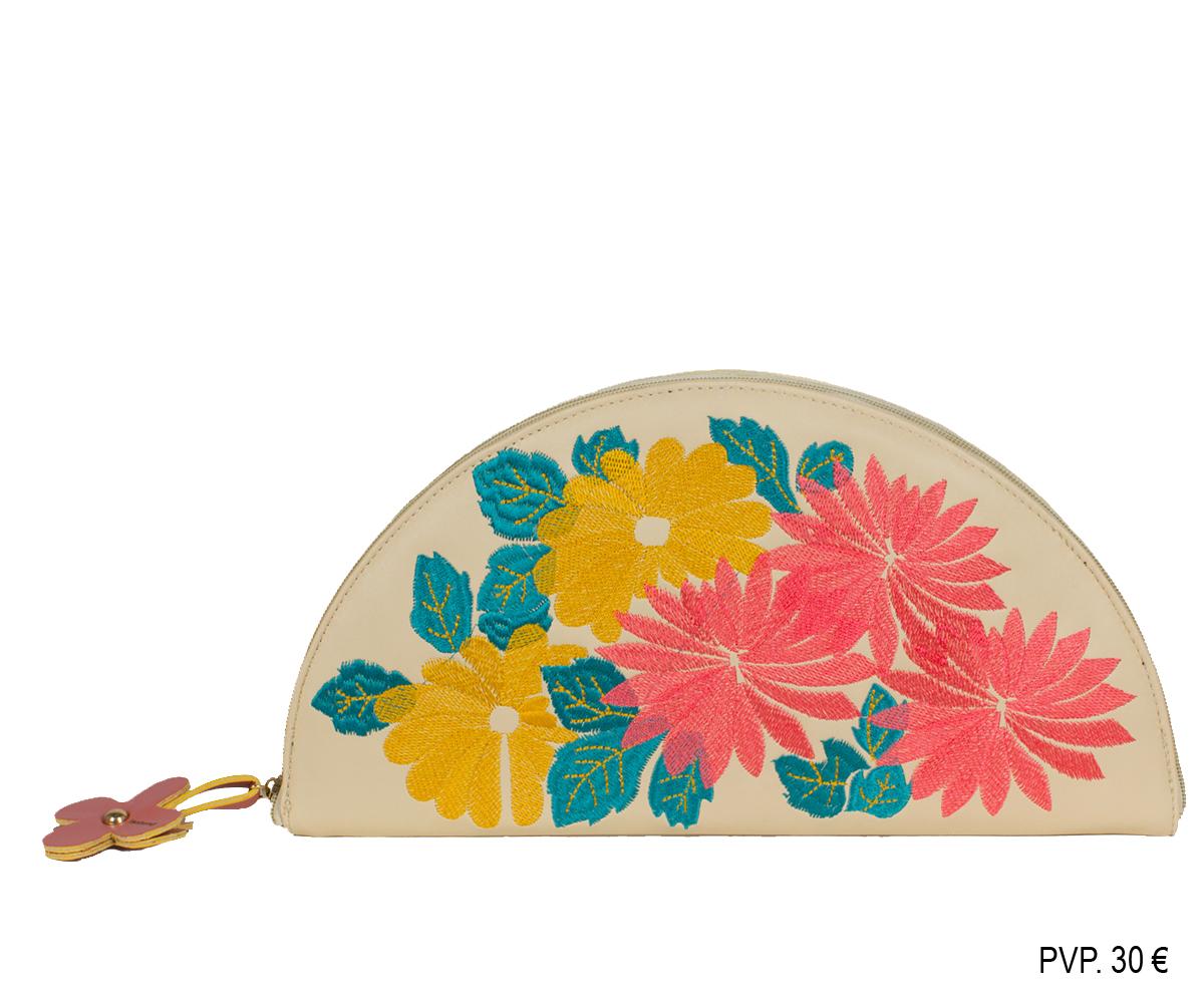 cartera tantrend flores la sierra con estilo