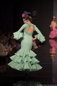 moda flamenca lina fotografia javier arroyo para la sierra con estilo