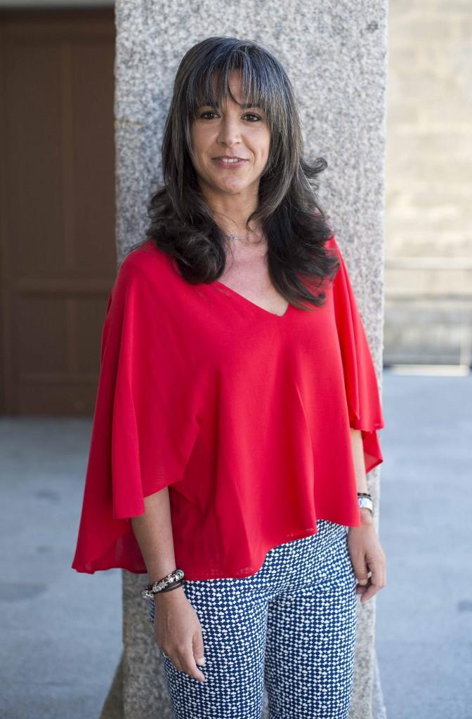 Carmen Semper concejal de Alpedrete. Foto © Javier Arroyo