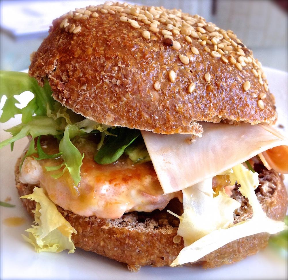 gourmet burger vikika