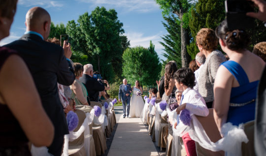Fotografo de bodas en la Sierra