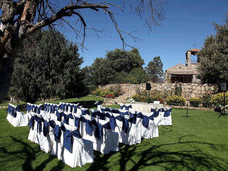10 fincas para casarse en la Sierra - La Sierra con estilo