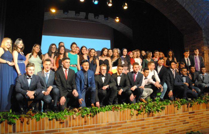 Graduación en el IES Valmayor de Valdemorillo