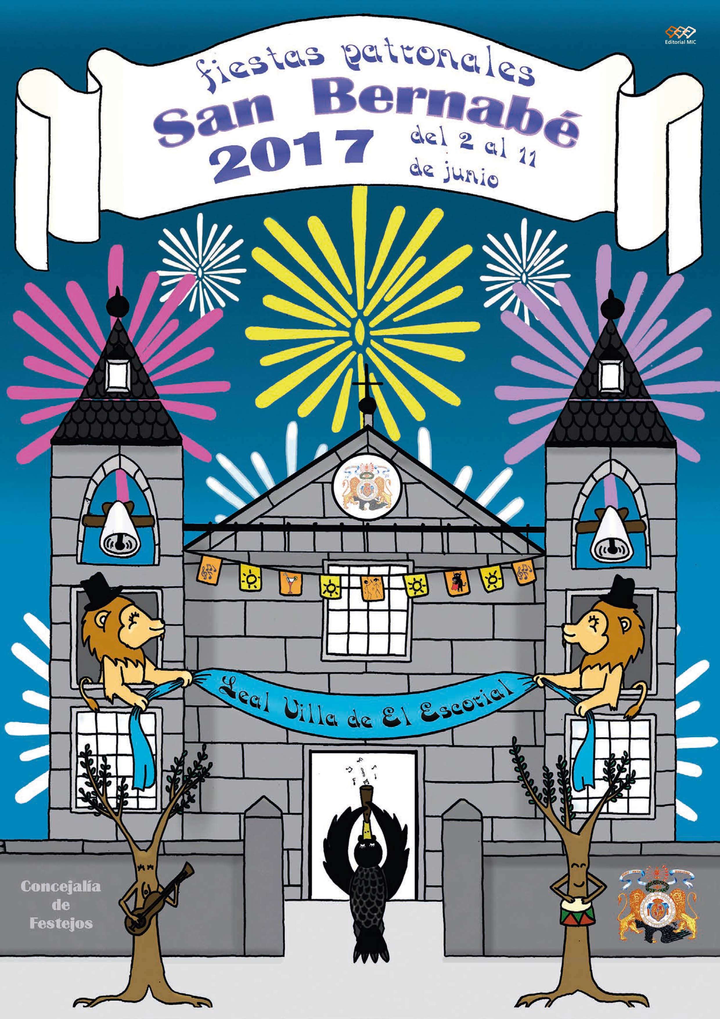 Fiestas de San Bernabe El Escorial