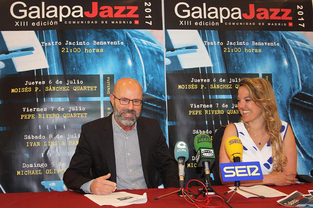Presentacion Galapajazz